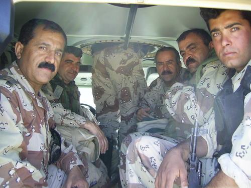 Kurdish Batallion